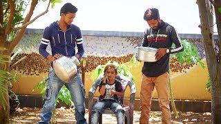 CHOTU aur BARTAN CHOR | छोटू और बर्तन चोर | Khandesh Ki Comedy | Chotu Comedy Video