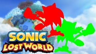 MULTIPLAYER: Sonic Lost World (Pt-Br) - Wii U - CJBr