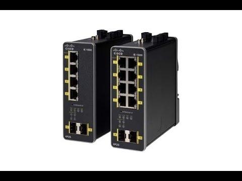 How to Configure Cisco IE1000 Series Switch Using Express Setup