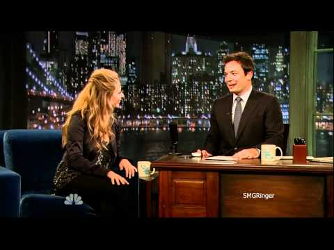 Sarah Michelle Gellar - Jimmy Fallon