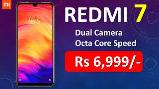 Redmi 7 - First Look, Price, Specifications, Release Date in INDIA | Redmi 7