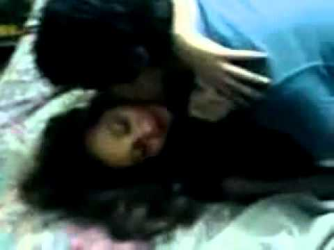 Indian Girlfriend Making Out With Boyfriend video