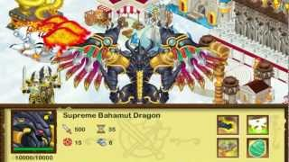 Social Empires - The Supreme Bahamut Dragon