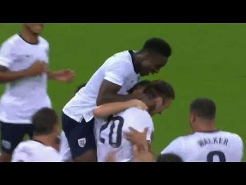 England vs Scotland (3-2) All Goals & Highlights 08/14/13
