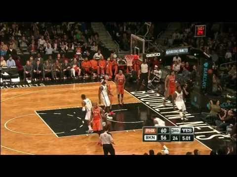 Andray Blatche Top 10 Plays 2012-2013 (1st Half of Season)