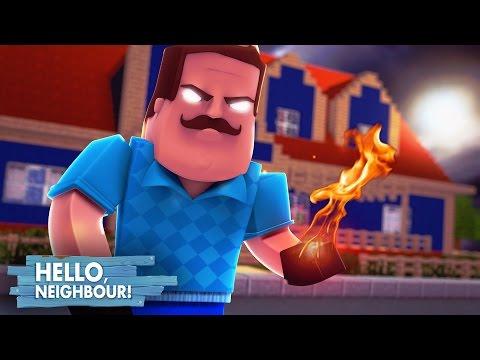 Minecraft: HELLO NEIGHBOR - VIZINHO VIROU O HEROBRINE! thumbnail