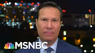Frank Figliuzzi: I Think Robert Mueller Knows His 'Days Are Numbered' | The 11th Hour | MSNBC