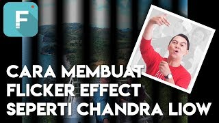 Cara Edit Efek Kedap Kedip (flicker effect) di video - Wondershare filmora
