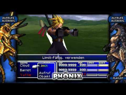 Misc Computer Games - Final Fantasy 9 - The Summoned One