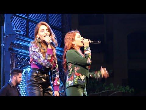 Sukriti & Prakriti Kakar Live Performance Sanskruti Arts Festival 2020