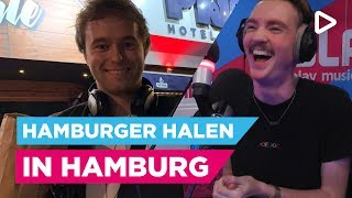 "Bram prankt Tom: ""Koop Hamburger in Hamburg"" 