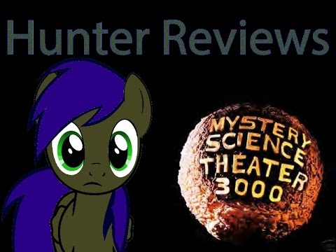 Hunter Reviews: Mystery Science Theater 3000