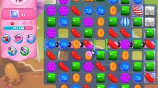 Candy Crush Saga level 1219(NO BOOSTERS)2019