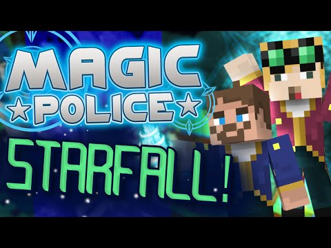 Minecraft Magic Police #84 - Starfall (yogscast Complete Mod Pack) video
