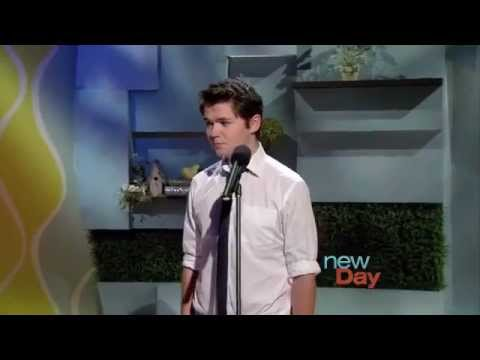 Damian Mc Ginty on KING 5 New Day Northwest, May 16, 2013