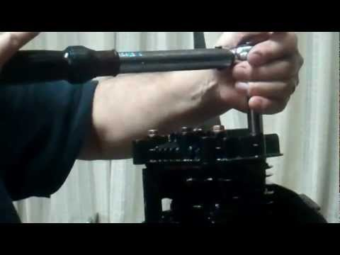 Assembling Briggs & Stratton Engine Part 5 of 7
