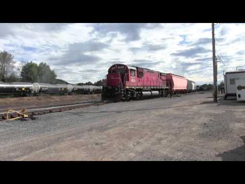 HD Alco Madness on the Western New York and Pennsylvania Railroad 9-21st- 15