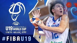 The BEST plays from the Philippines! - FIBA U19 Basketball World Cup 2019