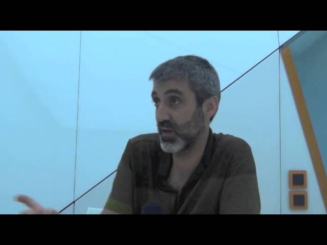 Escola Innovació 32 - Entrevista Ricard Mateu