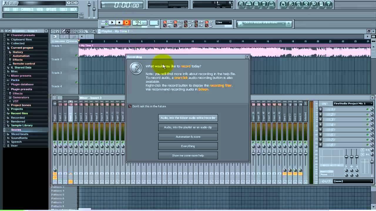 Fl studio computer software downloads