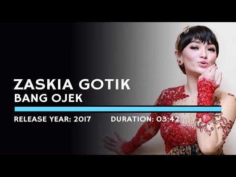 Zaskia - Bang Ojek (Karaoke Version)