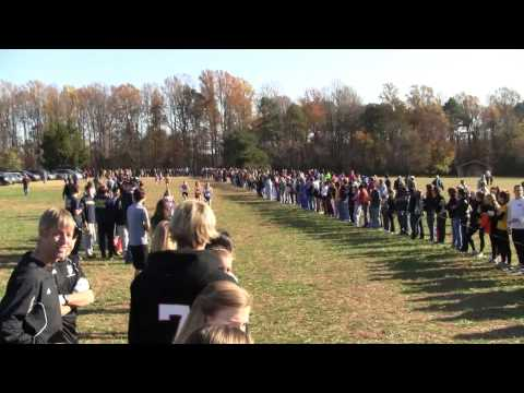 2011 Delaware Girls Cross Country State Championship - Division 1