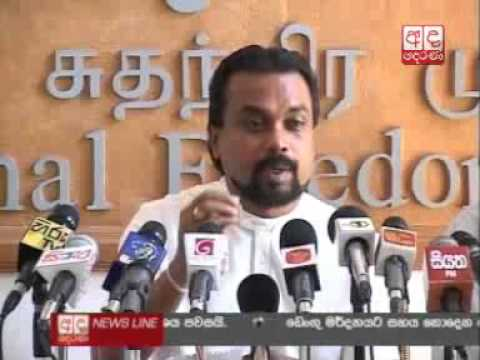 Special power should be amended if Northern polls are held - Wimal