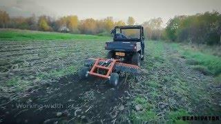 UTV / ATV Landscape Rake  ( ATV & UTV Accessories )