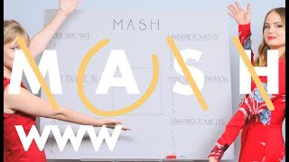 Debby Ryan and Angourie Rice Play a Game of MASH | Who What Wear