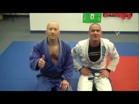 Pendergrass Academy - March 2012 Technique of the Month - Standing Closed Guard Sweep Image 1