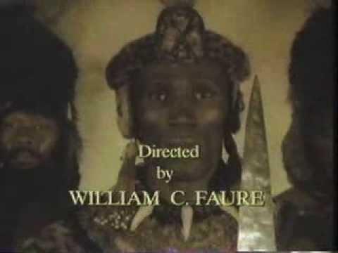 Shaka Zulu opening credits and theme song - 1986