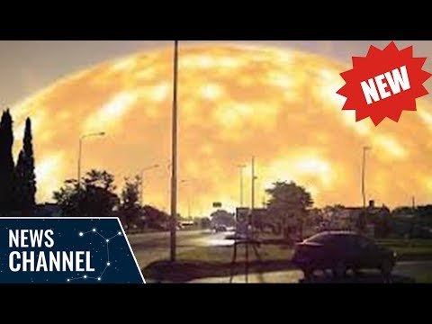 LIVE : NASA announces BREAKING NEWS! August 2018 Message Live on TV NIBIRU will Destroy Everything