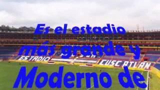 Estadio Cuscatlán, EL COLOSO DE MONSERRAT