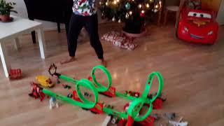 mijn eerste racebaan voor kerst