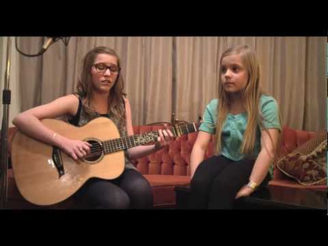 'I Won't Give Up' Jason Mraz cover by Lennon and Maisy Stella