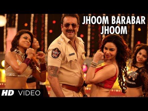 Policegiri Jhoom Barabar Jhoom Video Song | Sanjay Dutt, Prachi Desai video