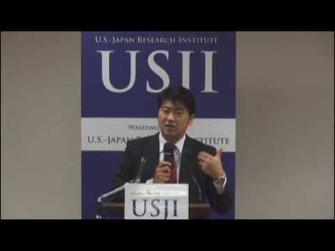 USJI Event: U.S.-Japan Political and Economic Cooperation in Asia
