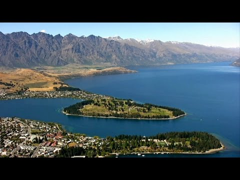 South Island, New Zealand in HD