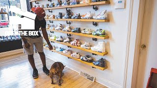Go Inside Sole By Style, the Sneaker Shop Co-Owned by CINCINNATI BEARCAT Alum...and a Dog?