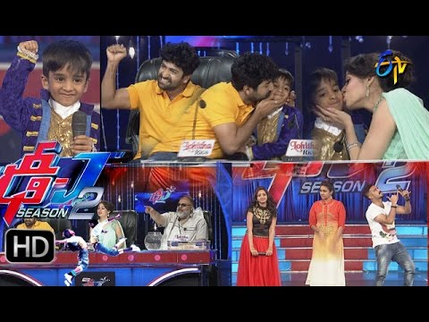 Dhee Juniors2 - 10th February 2016 - ఢీ జూనియర్స్2 – Full Episode thumbnail