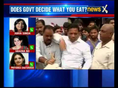 Mumbai meat ban: MNS workers to sell mutton at Dadar in protest