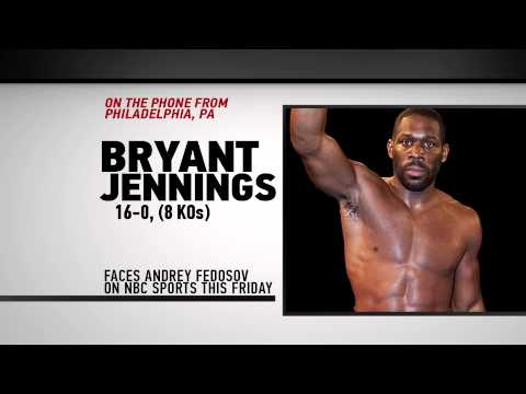Bryant Jennings Speaks About Andrey Fedosov Bout Wladimir Klitschko and Heavyweight Comparisons