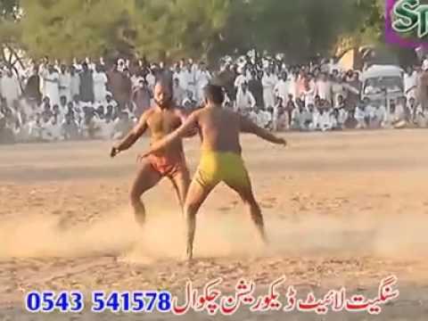 Kabadi Bijli Wins The Fight video