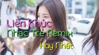 Liên Khúc Nhạc Trẻ Remix Như Ngày Hôm Qua-Thất Tình..LK nhạc trẻ remix