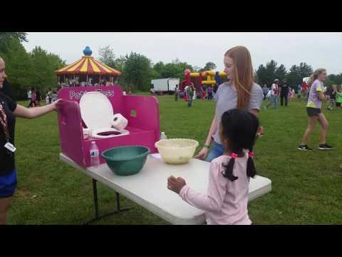 Strawberry Festival 2016 fun games 3