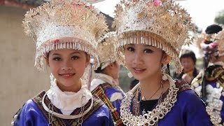 The Guzang Festival of Miao people