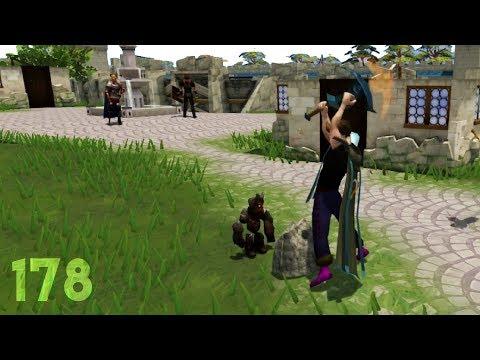 RuneScape 3: Ironman Episode 178 - Pets & Capes