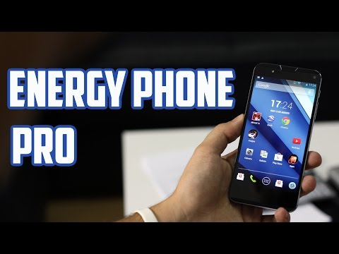 Energy Phone Pro, Review en español