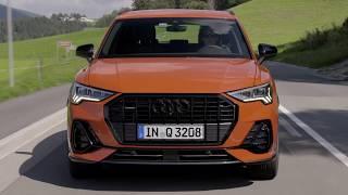 2019 Audi Q3 | Driving Footage | Interior and Exterior | Pulse Orange