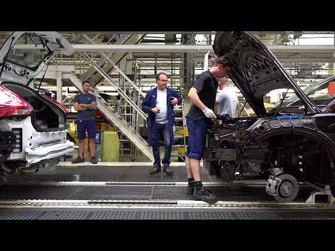 Volvo XC40 – početak proizvodnje